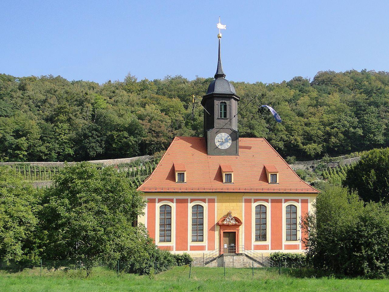 Bild Weinbergkirche Pillnitz