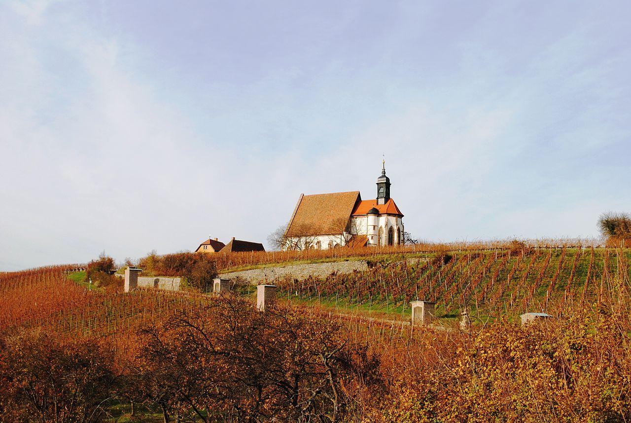 Bild Wallfahrtskirche Maria im Weingarten Volkach