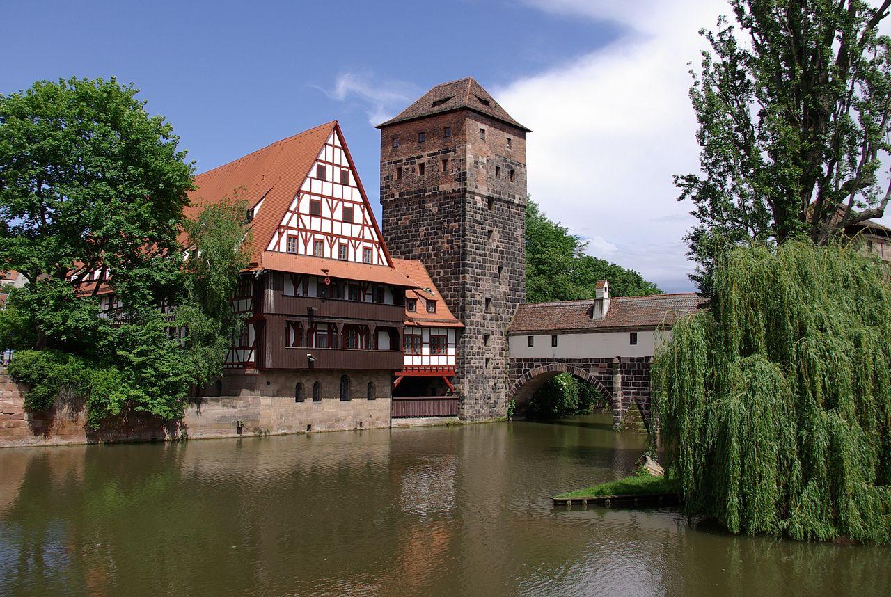 Bild Weinstadel Nürnberg