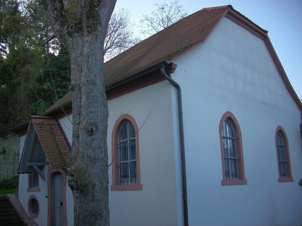 Bild Weisenauer Synagoge Mainz