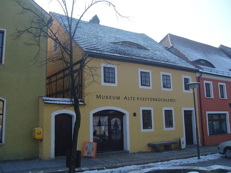 Bild Alte Pfefferküchlerei Weißenberg
