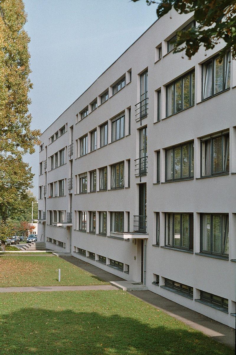 Bild Weissenhofsiedlung Stuttgart