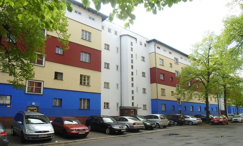 Bild Wohnanlage Trierer Straße Berlin