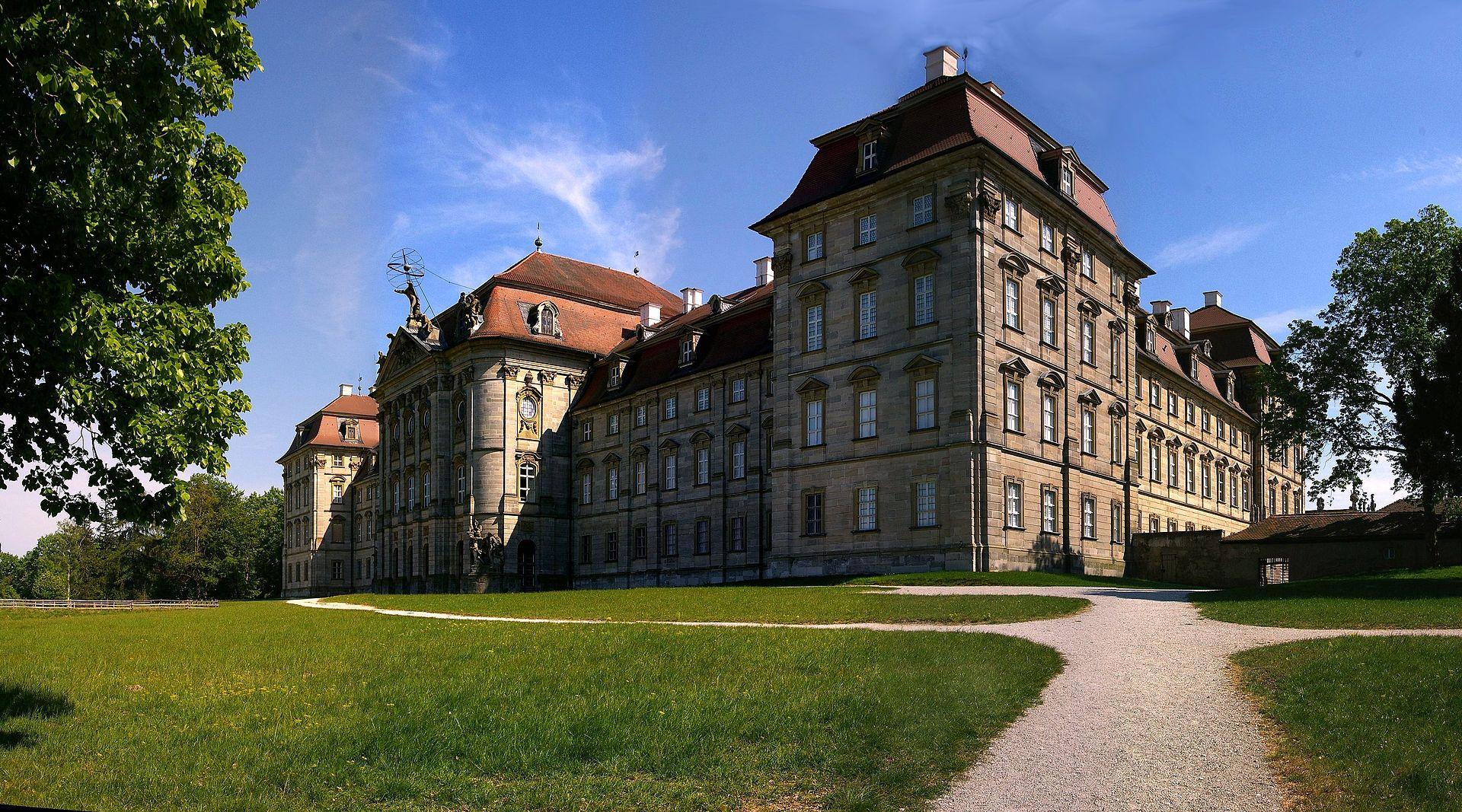 Bild Schloss Weißenstein Pommersfelden