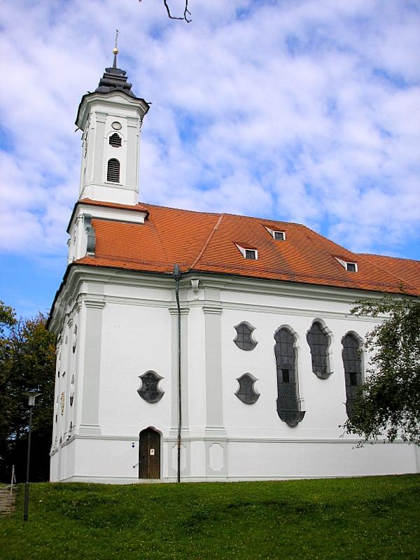 Bild Theklakirche Welden