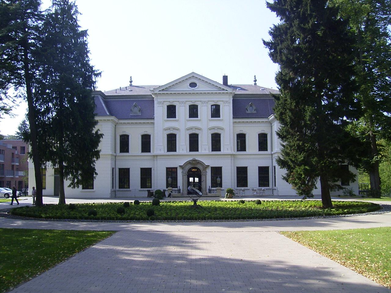 Herrenhäuser des Barock in Hamburg und Schleswig Holstein