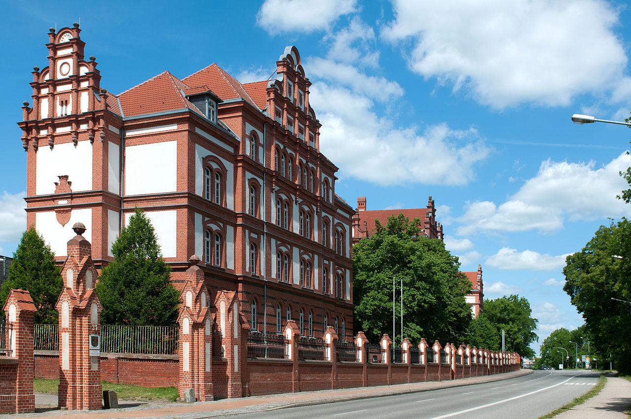 Bild Landesbibliothek Mecklenburg-Vorpommern Schwerin