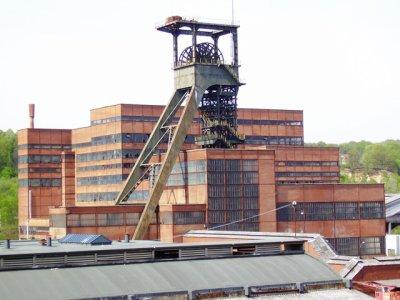 "Bild Schaubergwerk ""La Mine Wendel"" im Parc Explor, Petite-Rosselle (F)"
