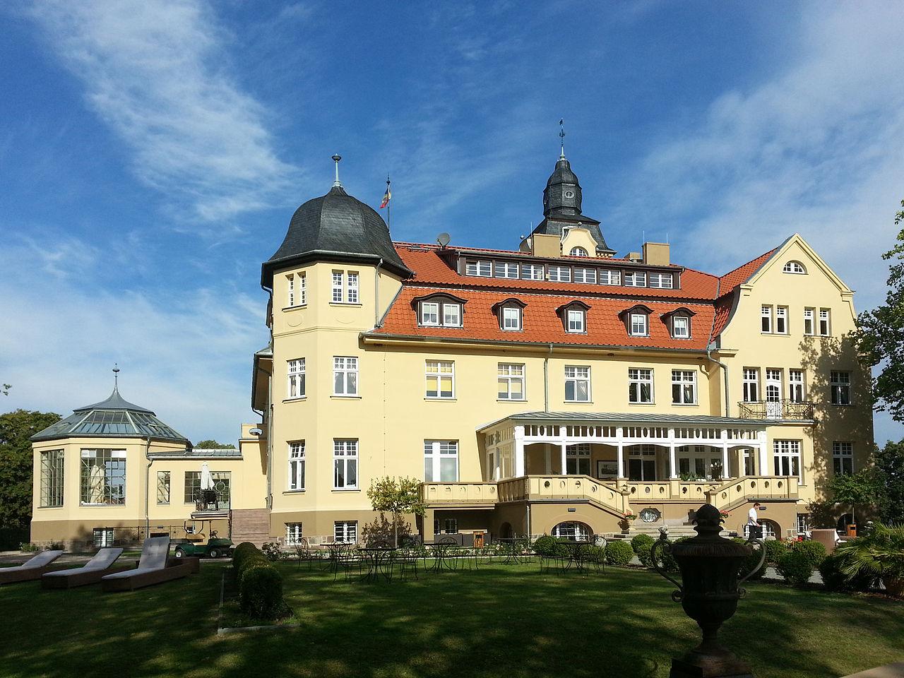 Bild Schloss Wedendorf