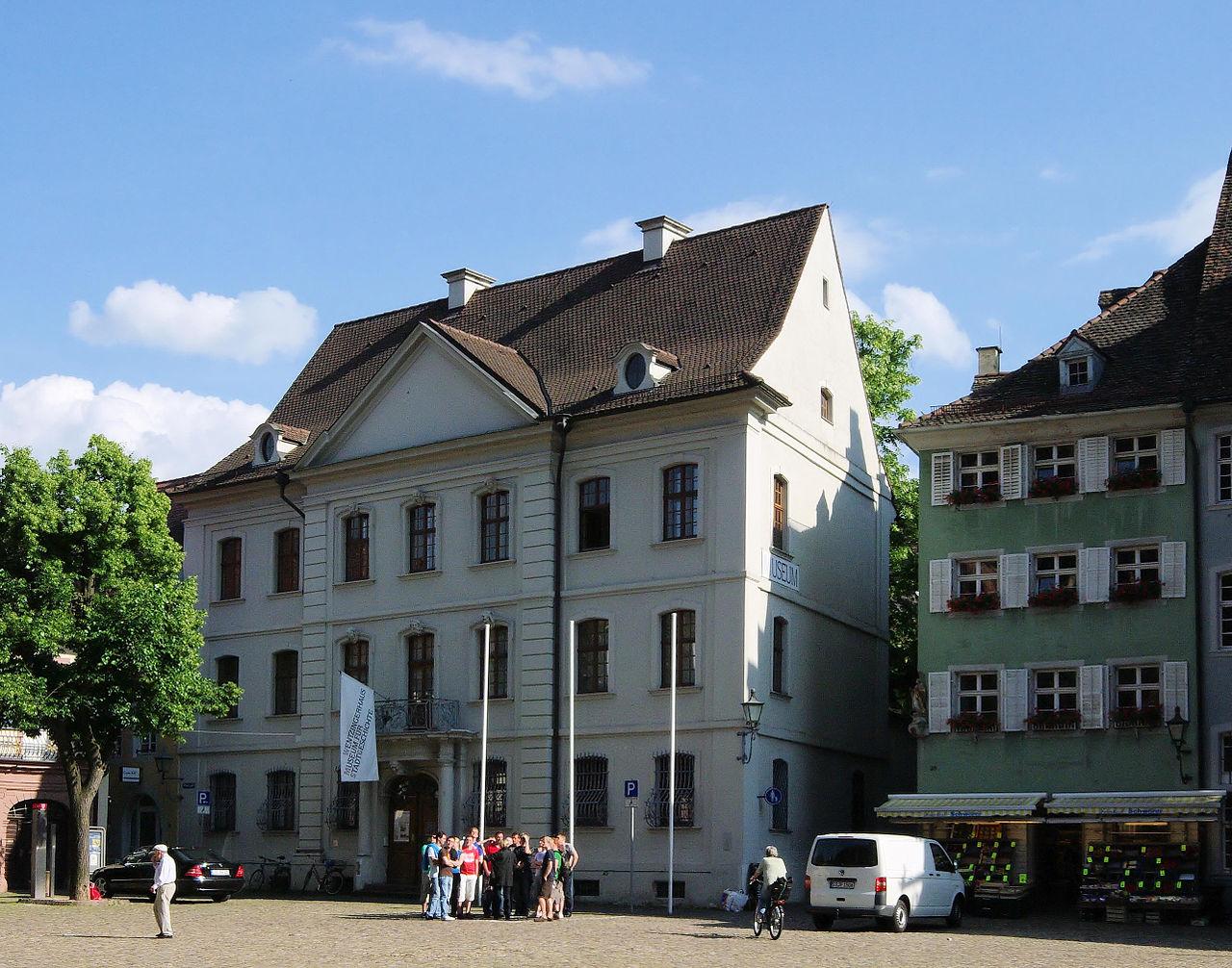 Bild Museum für Stadtgeschichte Freiburg