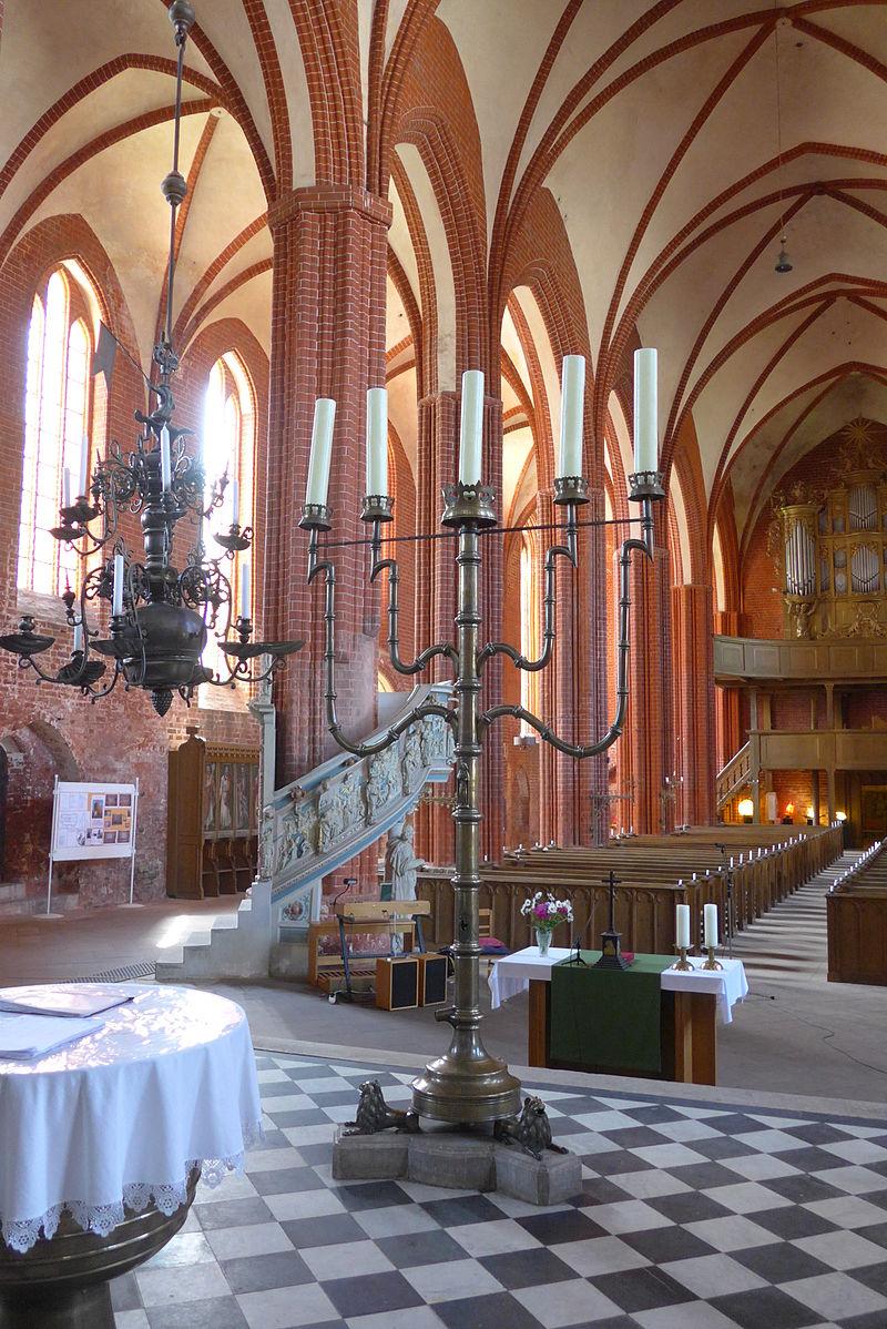 Bild Kirche Werben