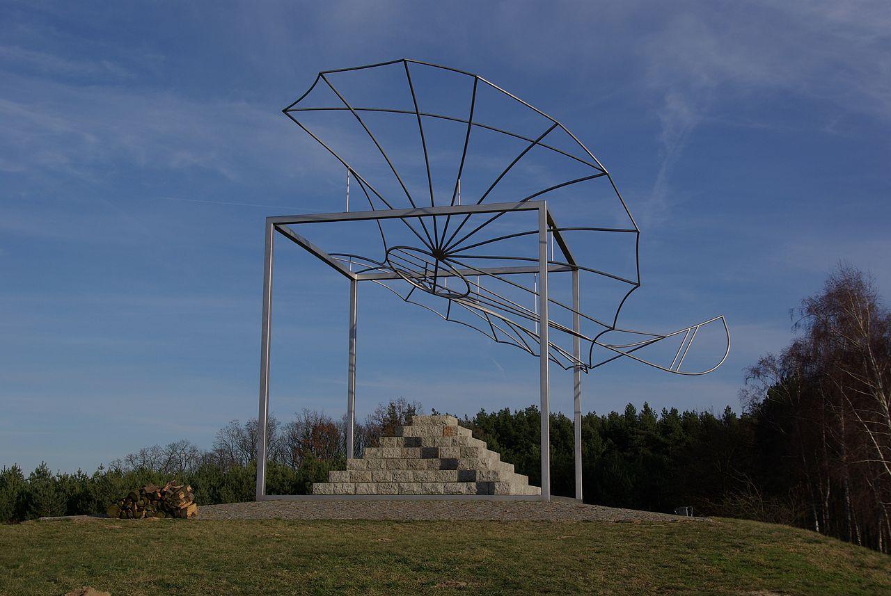Bild Otto Lilienthal Denkmal Derwitz