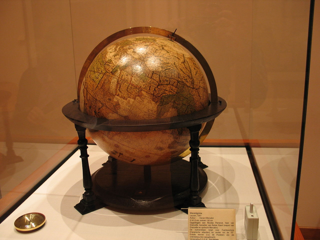 Bild Mercator Museum Sint Niklaas
