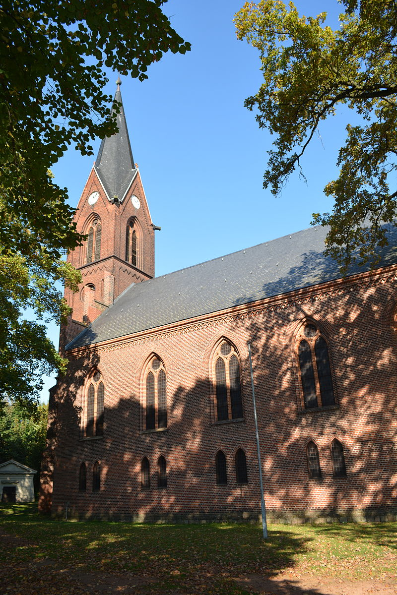 Bild Stadtkirche St. Michael Werneuchen