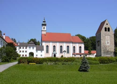 Bild Kloster Wessobrunn