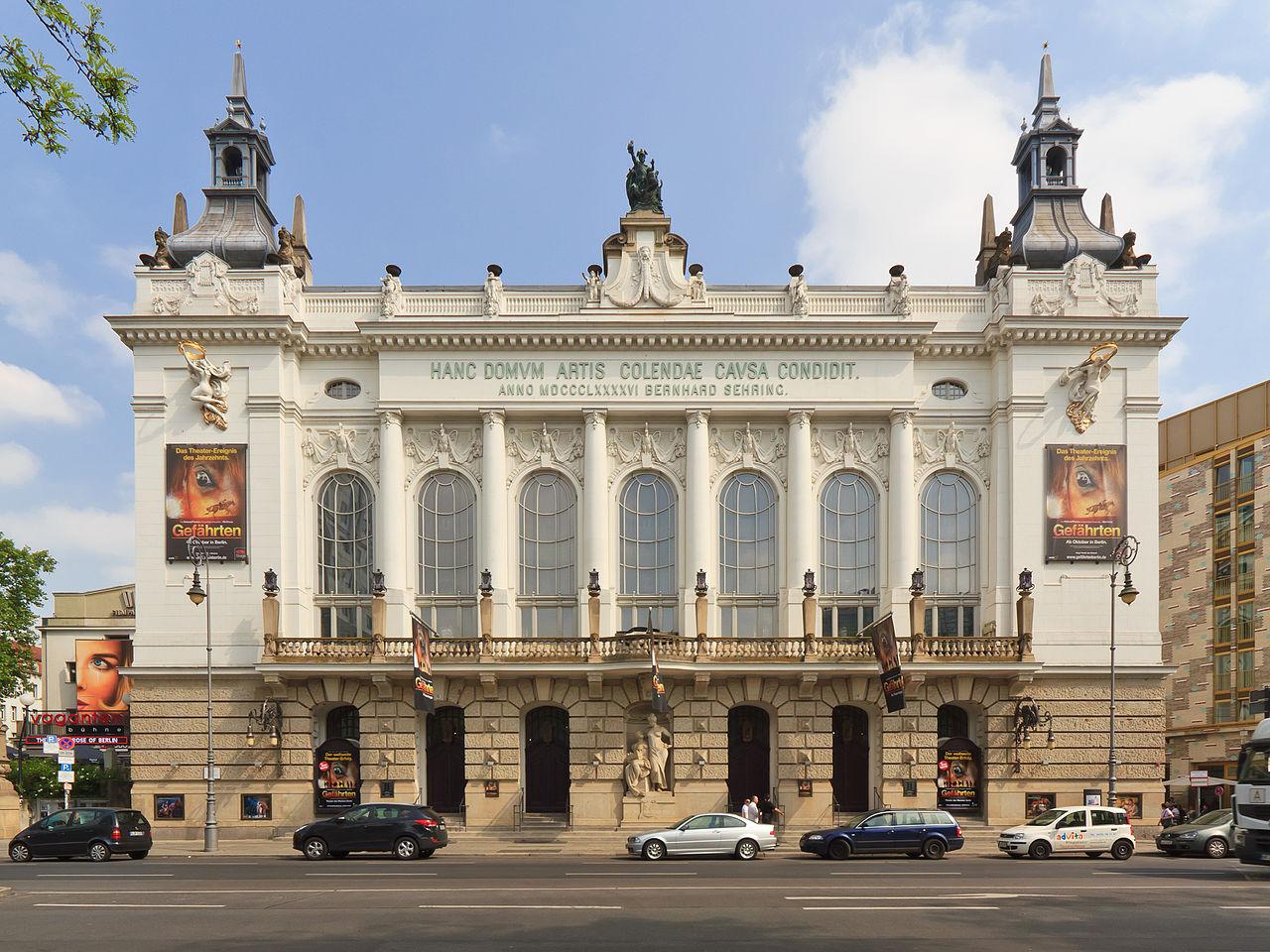 Bild Stage Theater des Westens Berlin