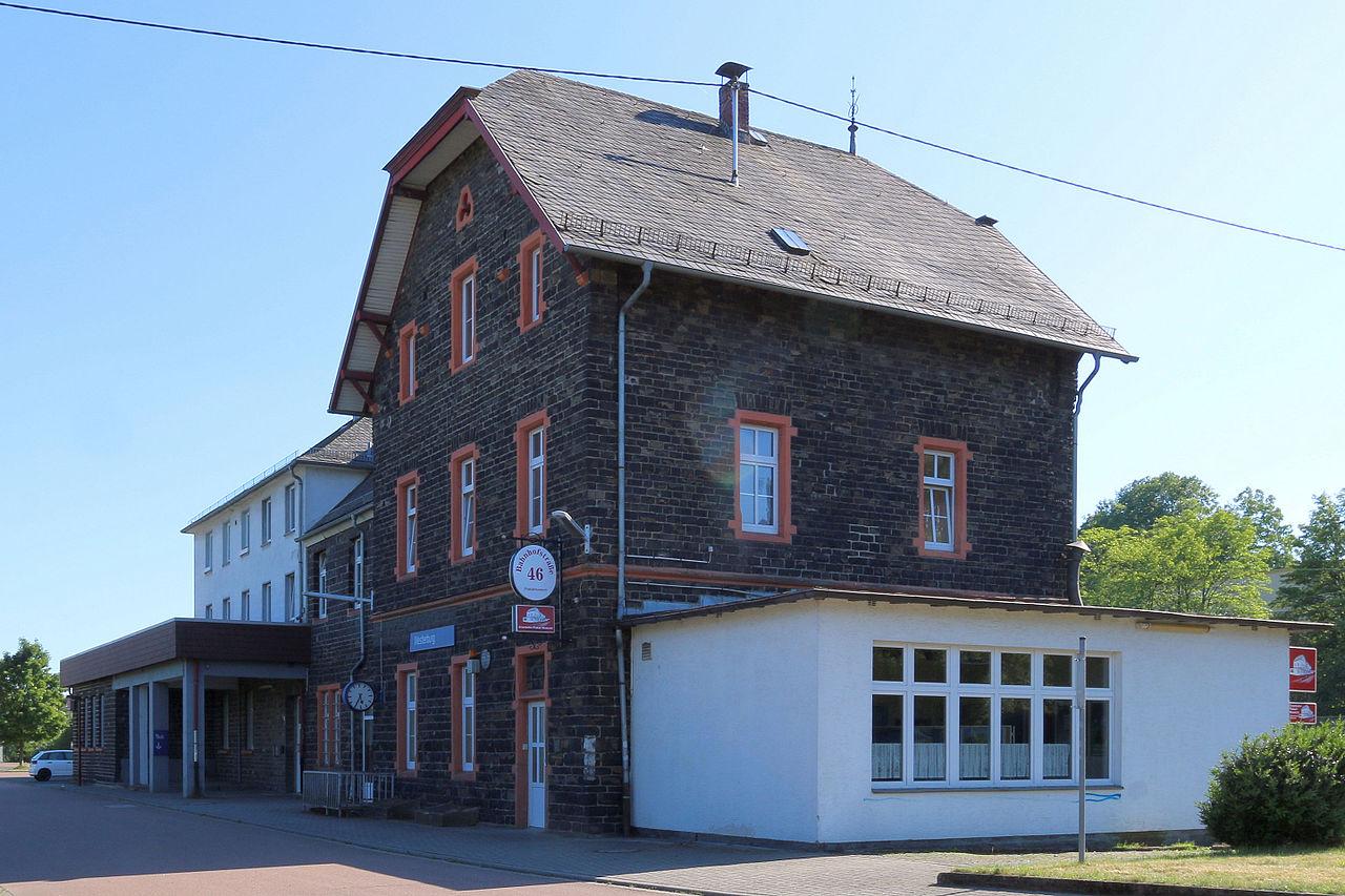 Bild Erlebnisbahnhof Westerwald Westerburg
