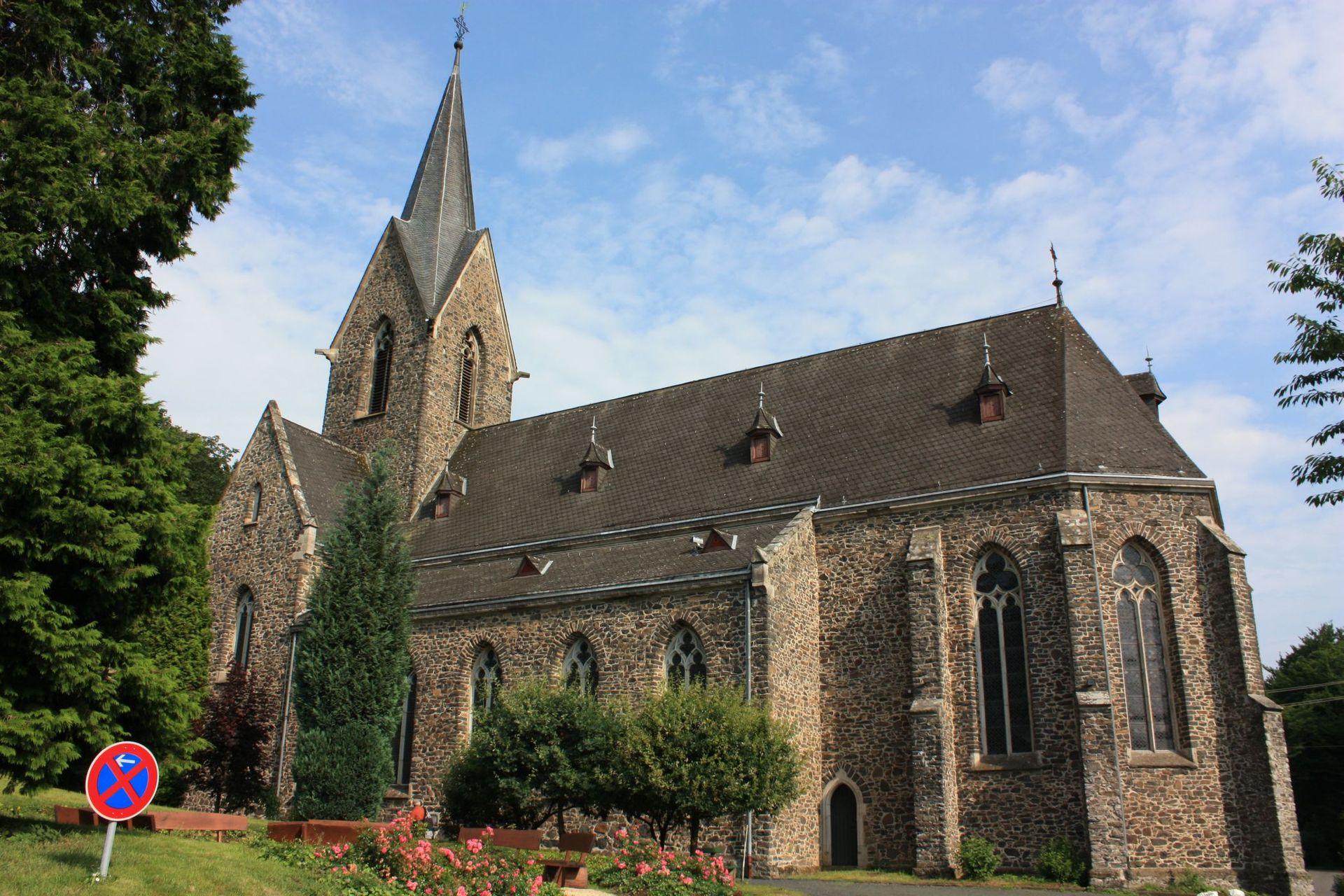 Bild Liebfrauenkirche Westerburg