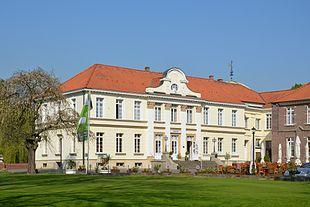 Bild Schloss Westerholt Herten