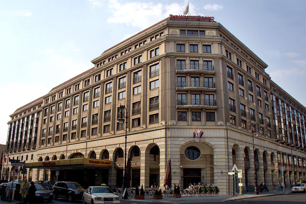 Bild Grand Hotel Berlin