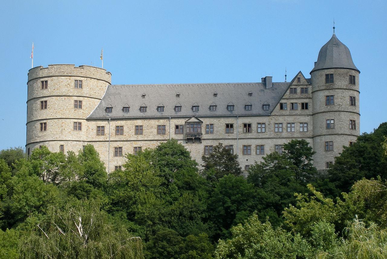 Bild Wewelsburg Büren