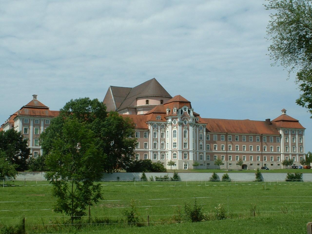 Bild Kloster Wiblingen Ulm