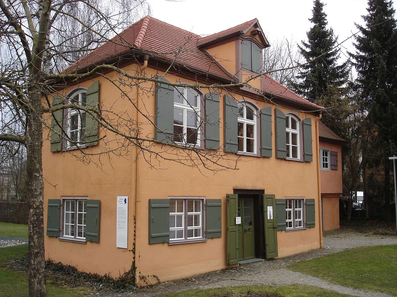 Bild Wieland Museum Biberach an der Riß