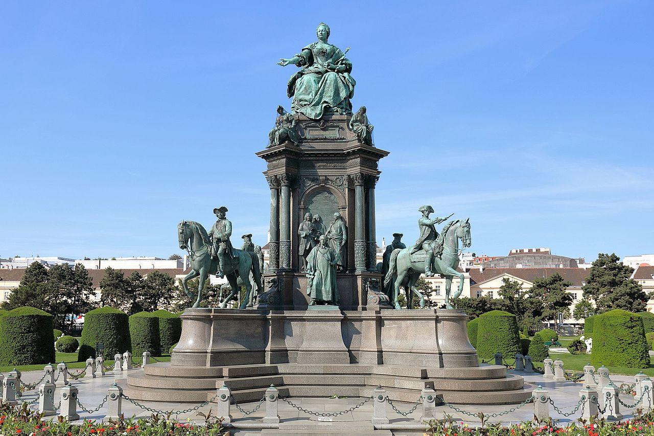 Bild Denkmal der Kaiserin Maria Theresia Wien