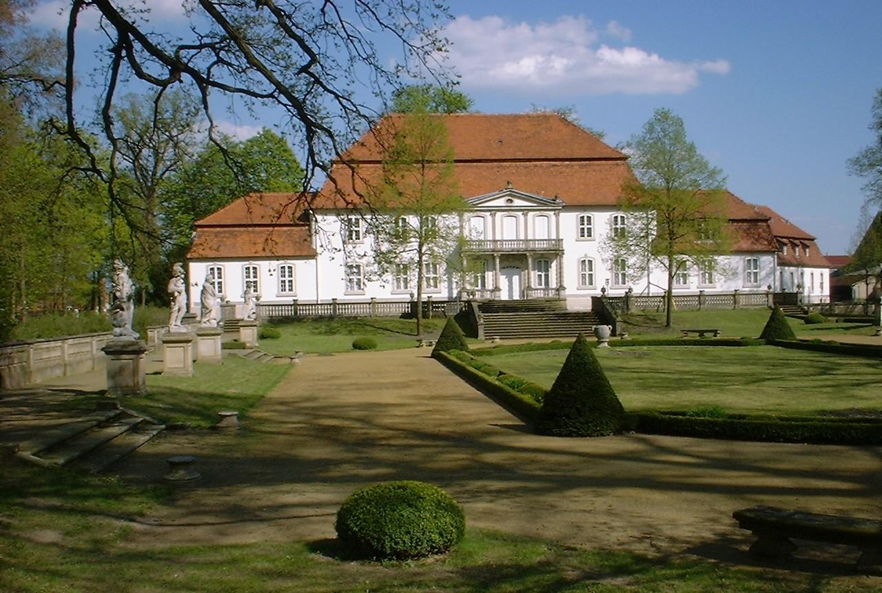 Bild Künstlerhaus Schloss Wiepersdorf