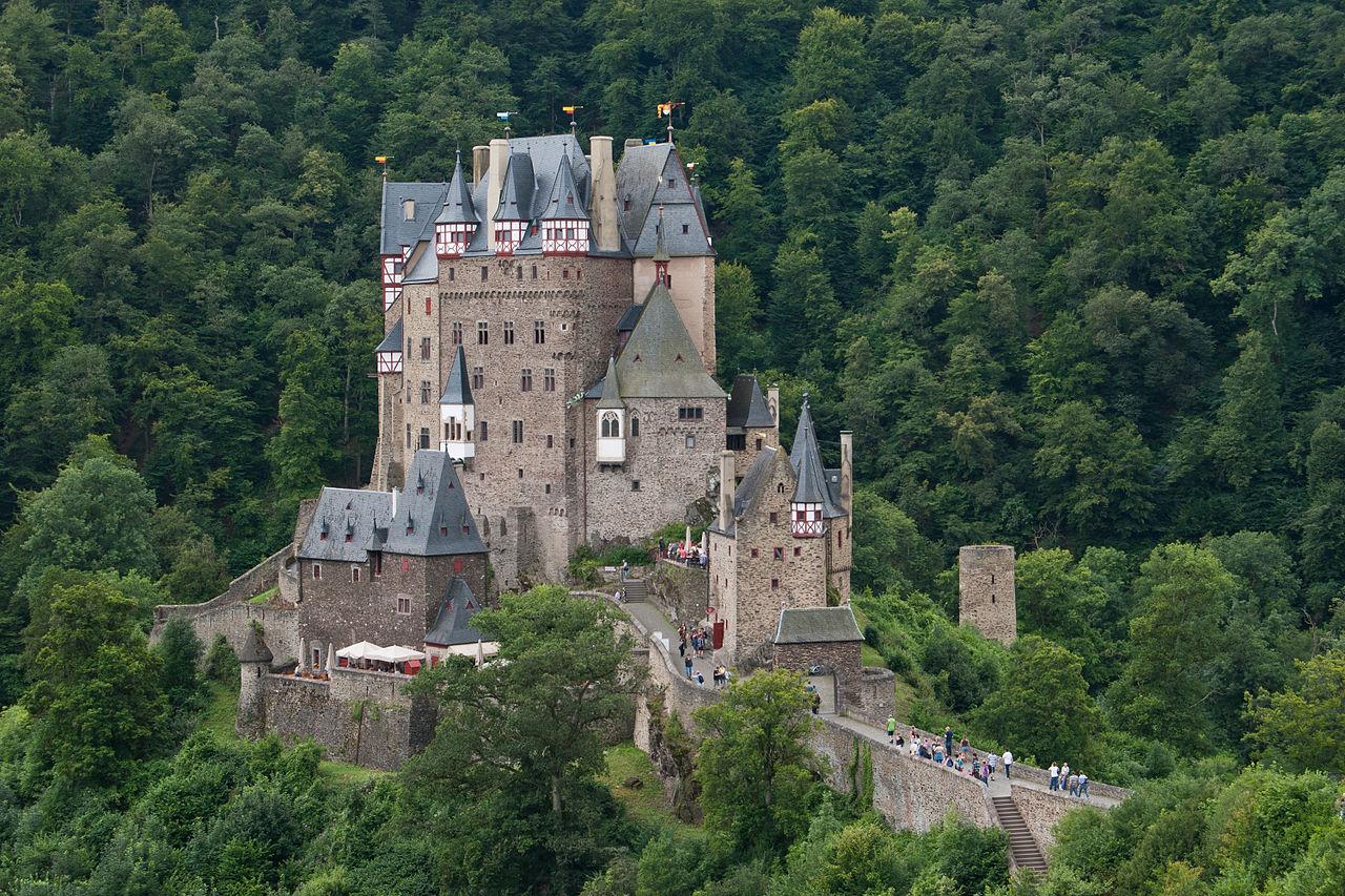 Bild Burg Eltz Münstermaifeld
