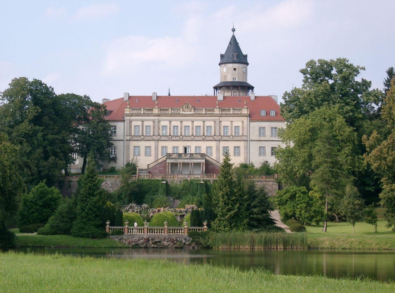 Bild Schloss Wiesenburg