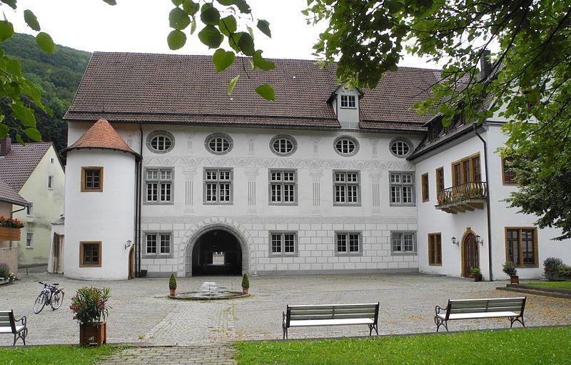 Bild Residenzschloss Wiesensteig
