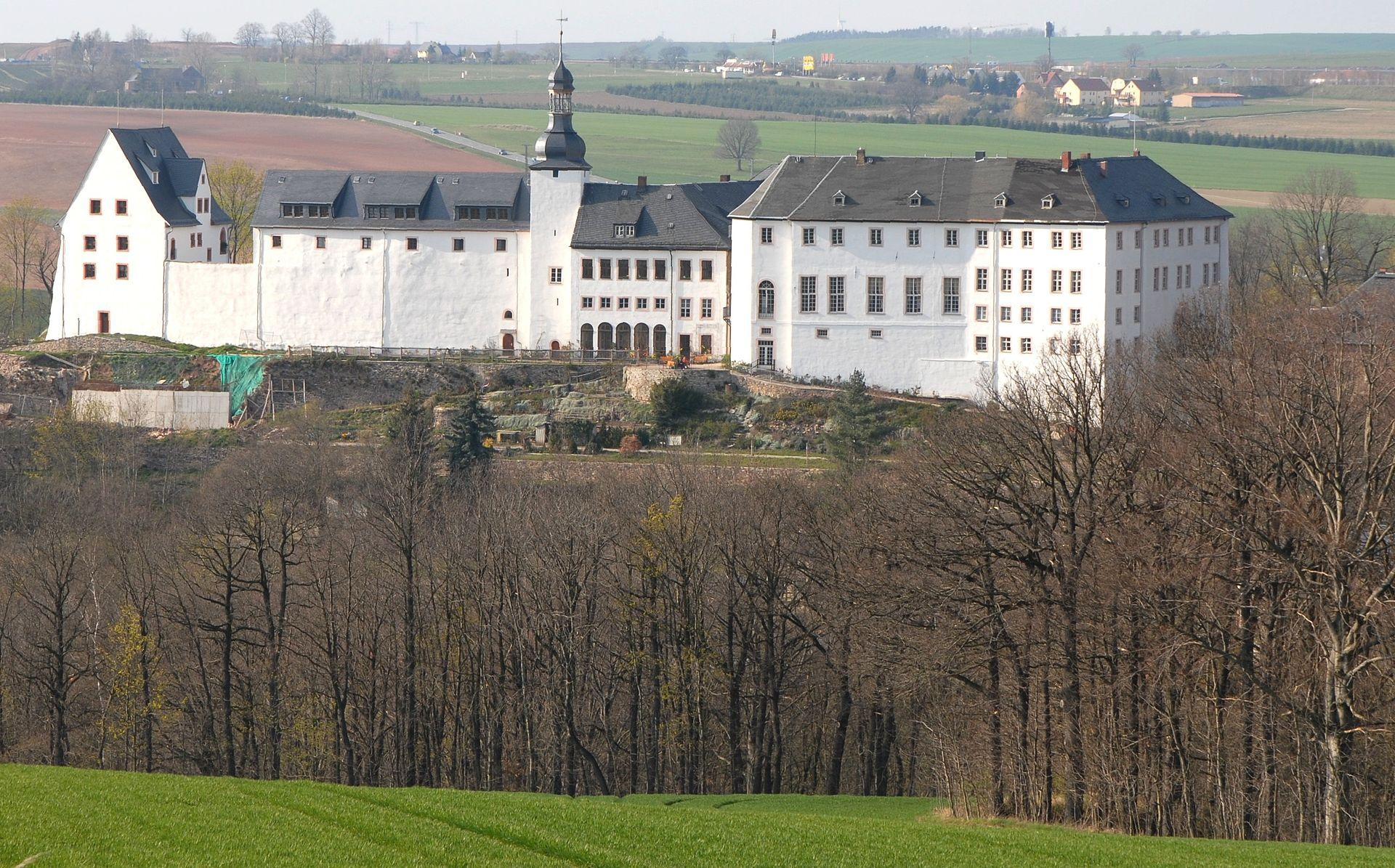 Bild Schloss Wildenfels