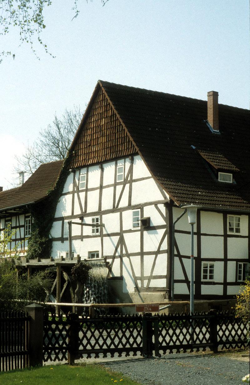 Bild Wilhelm Busch Mühle Ebergötzen