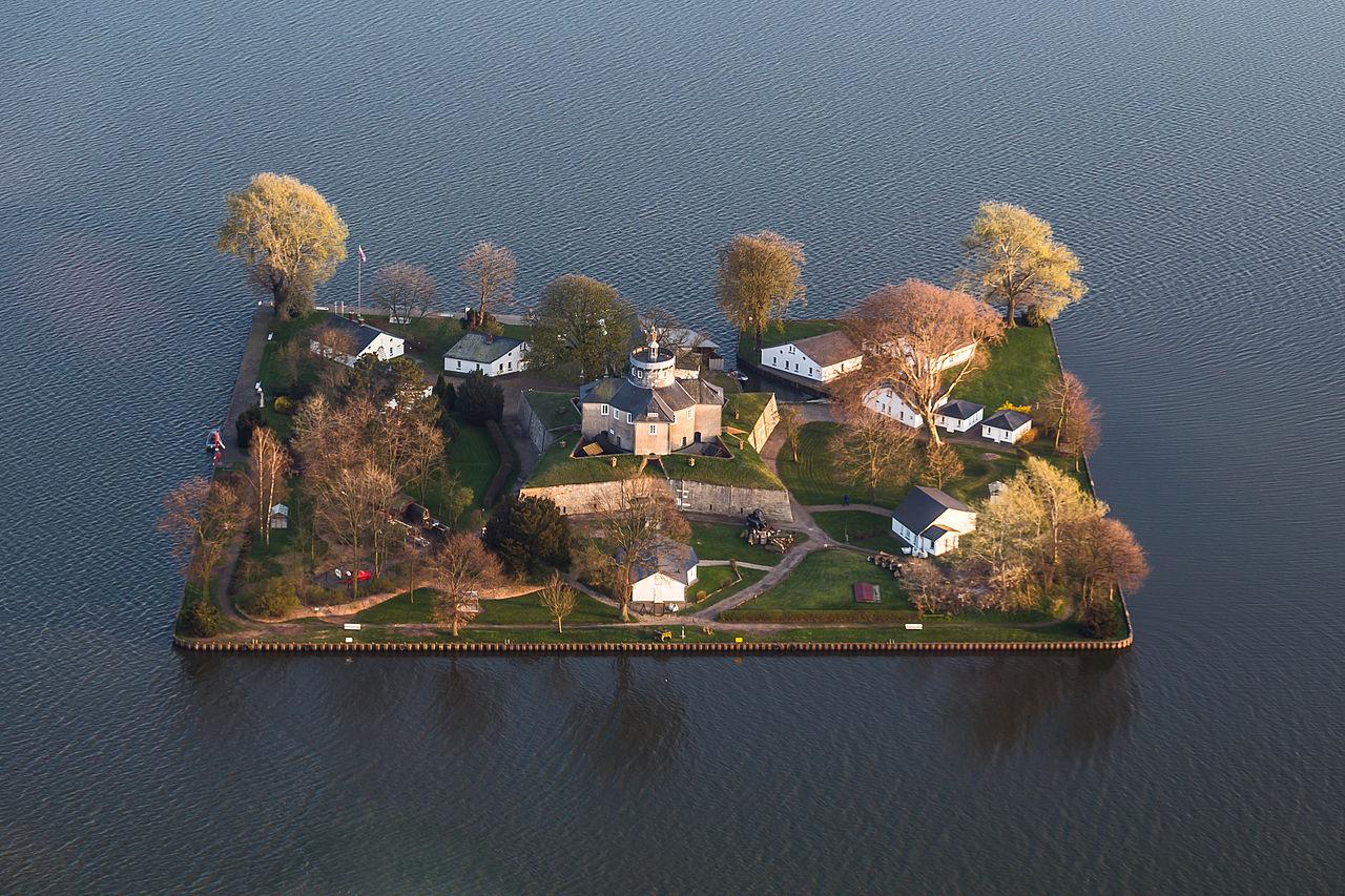 Bild Inselfestung Wilhelmstein