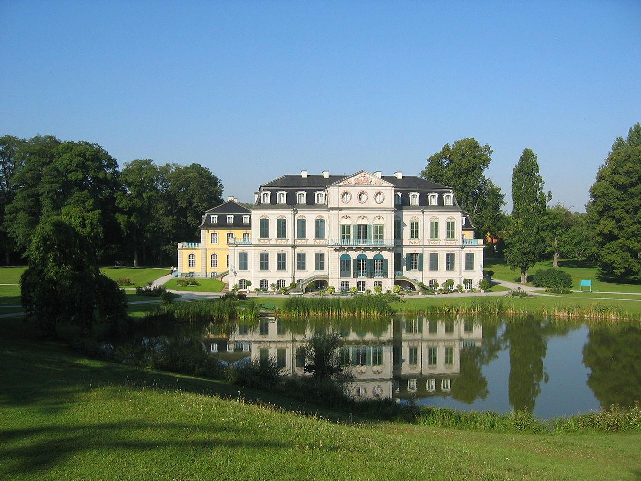 Bild Schloss Wilhelmsthal Calden