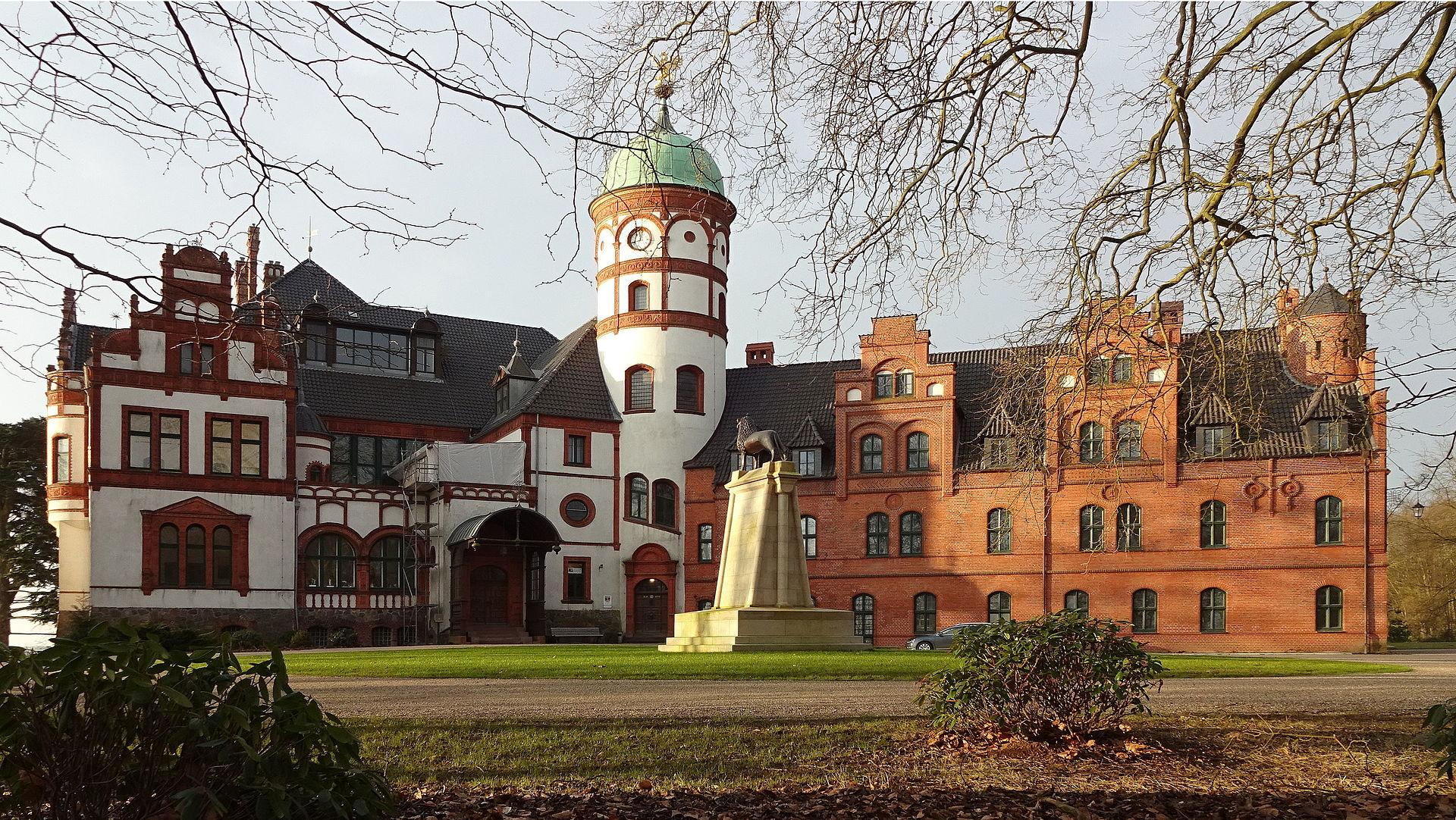 Bild Schloss Wiligrad