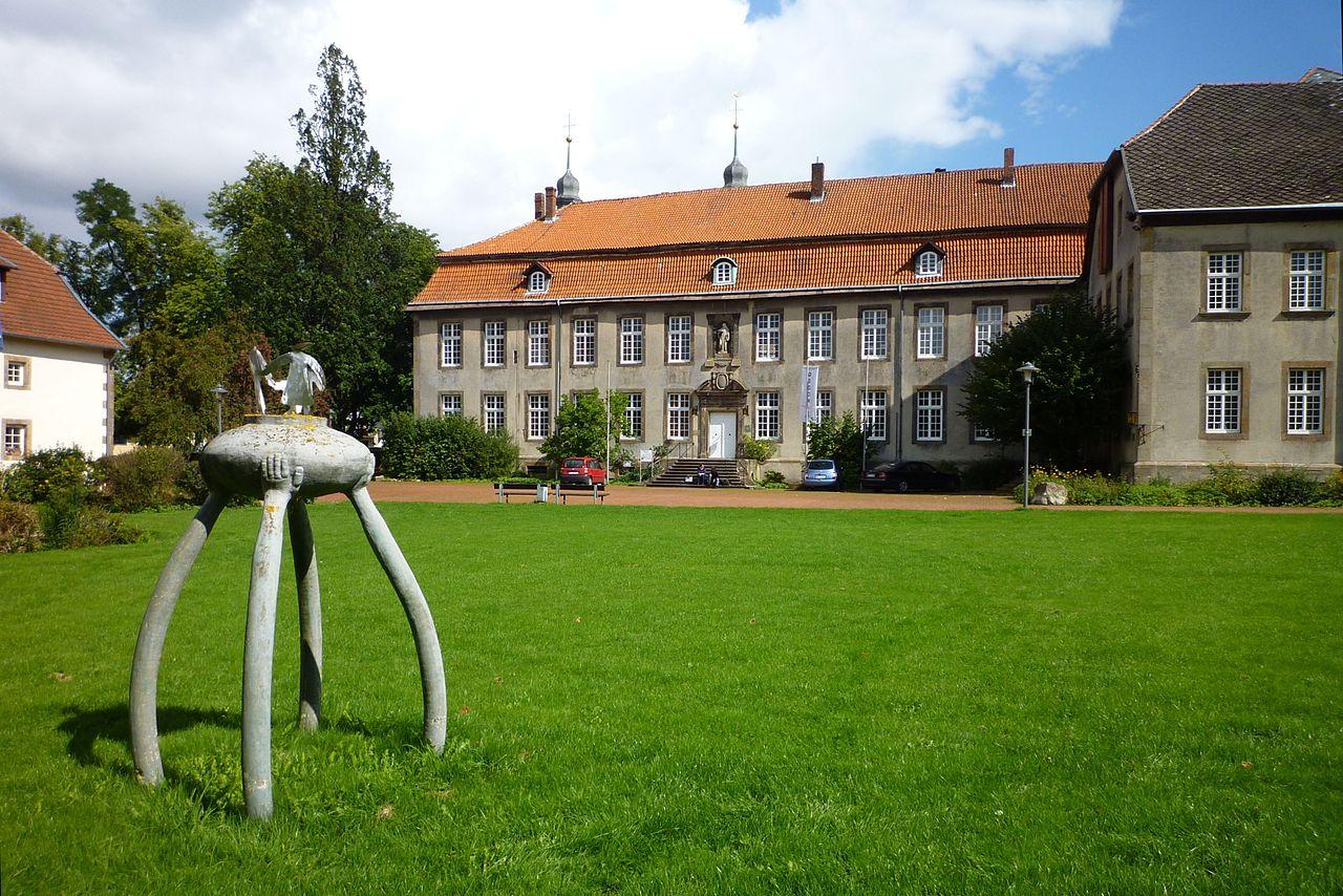 Bild Klosteranlage Willebadessen
