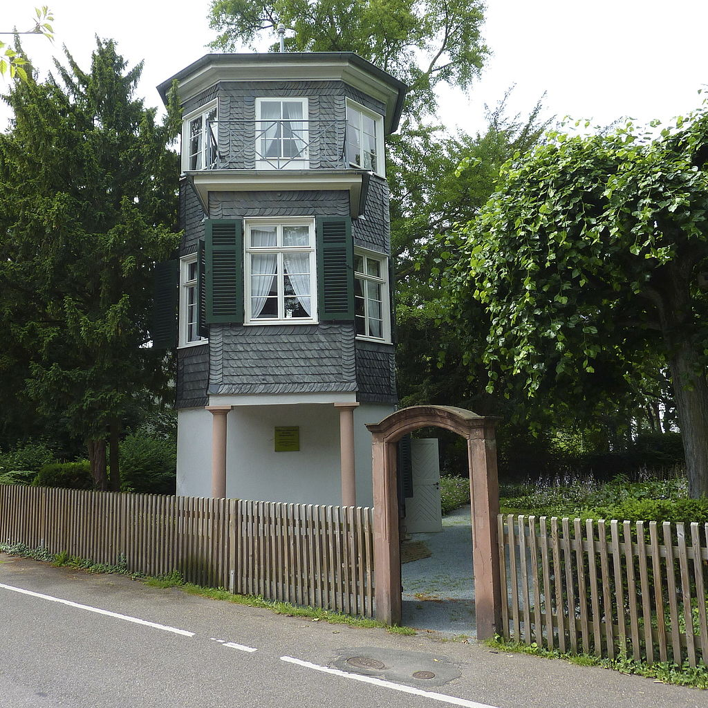 Bild Willemer Häuschen Frankfurt am Main
