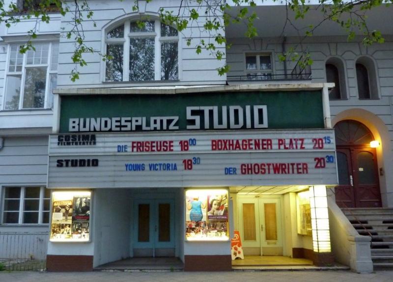 Bild Bundesplatz Studio Berlin