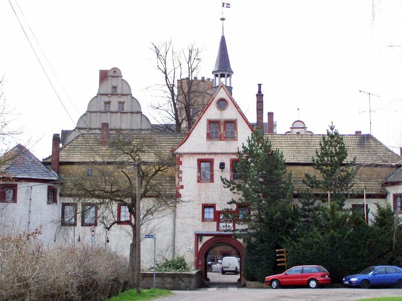 Bild Schloss Windischleuba