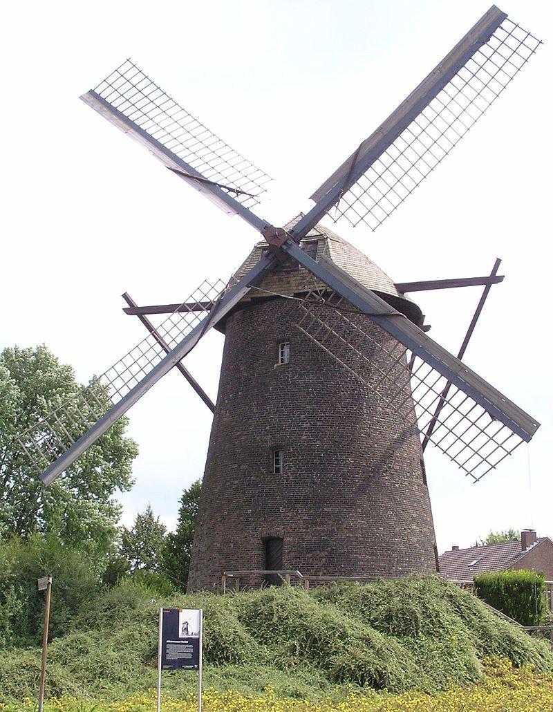 Bild Mühlenmuseum Dinslaken Hiesfeld