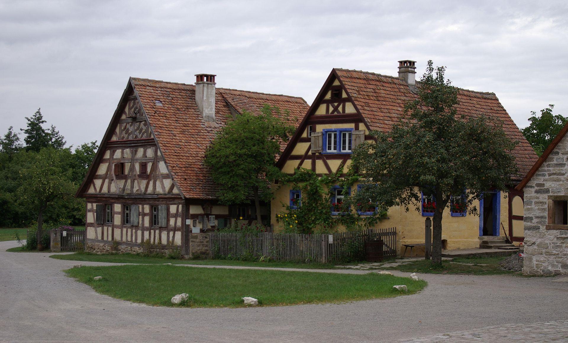 Bild Fränkisches Freilandmuseum Bad Windsheim