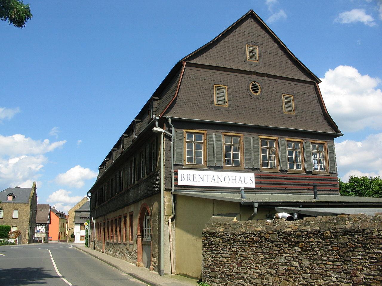 Bild Brentanohaus Winkel