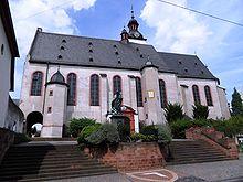 Bild Pfarrkirche St. Walburga Winkel