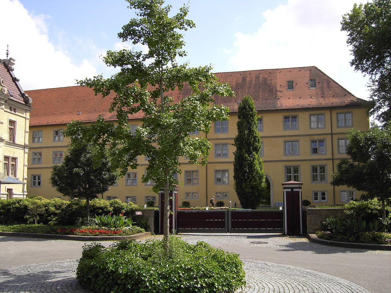 Bild Schloss Winnental Winnenden