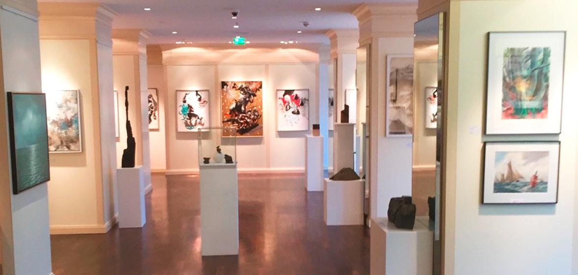 Bild Galerie ORANGERIE Heiligendamm