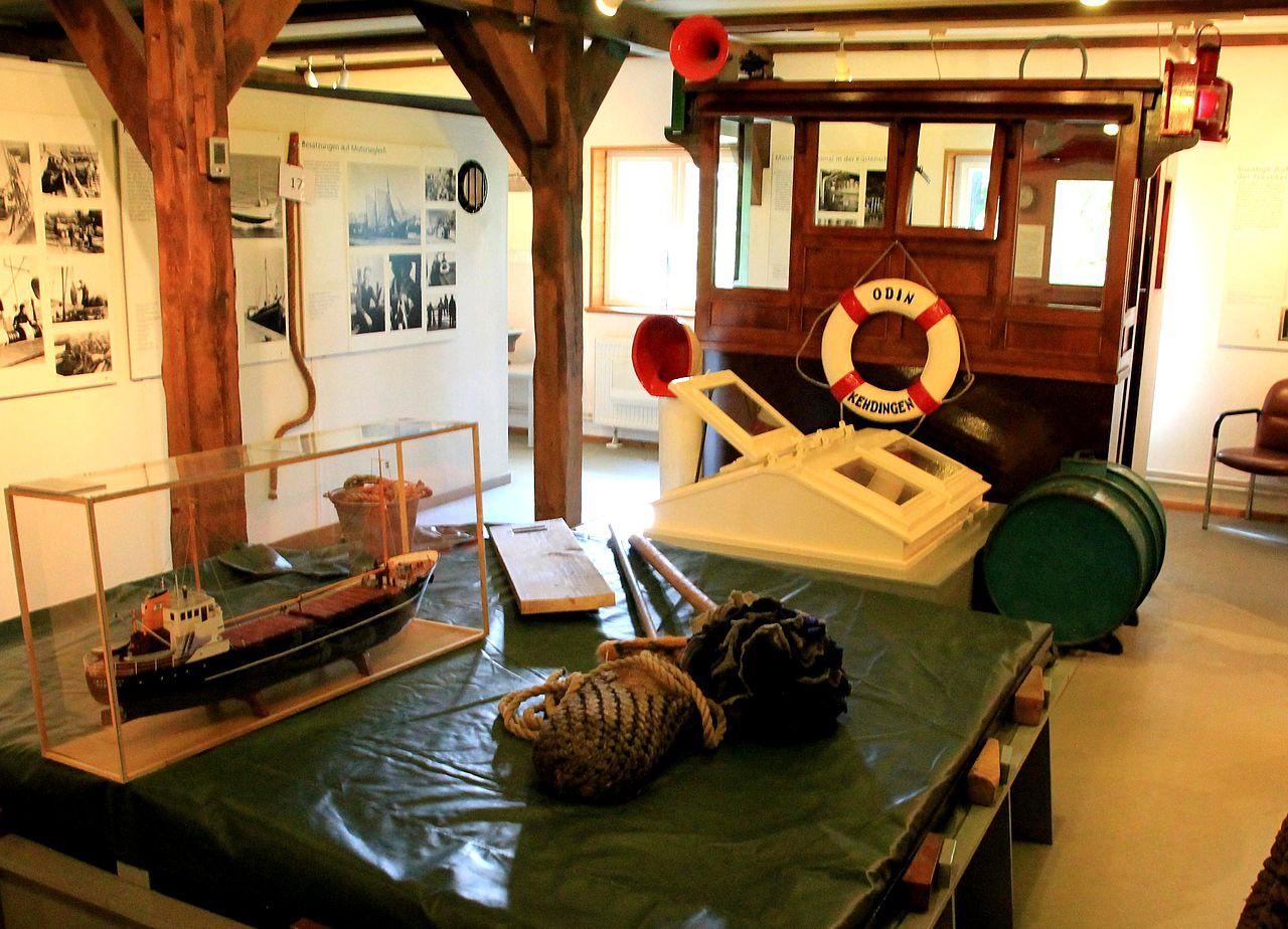 Bild Kehdinger Küstenschifffahrts-Museum Wischhafen