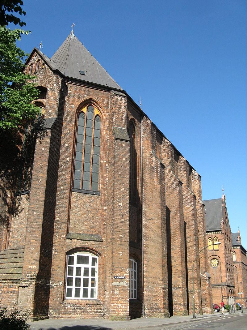 Bild Schwarzes Kloster Wismar