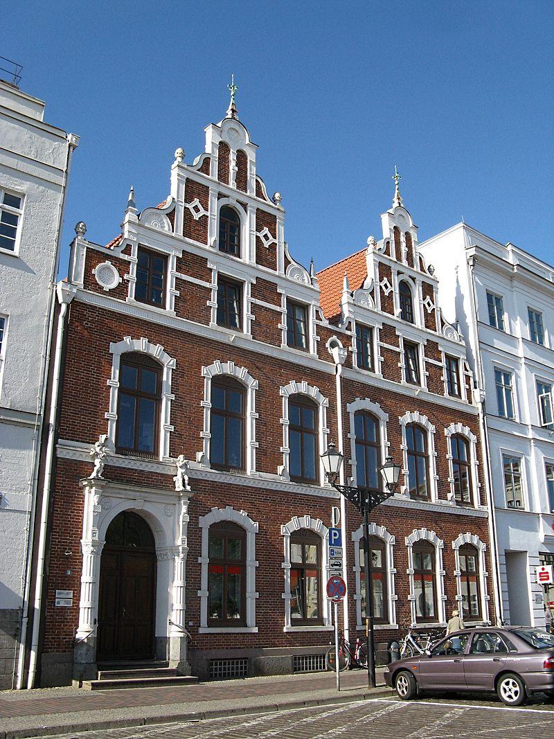 Bild Kommandantenhaus Wismar